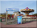 SW9269 : The Wave Rider at Camel Creek Adventure Park by Rod Allday