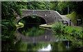 SJ9001 : Aldersley Bridge near Oxley, Wolverhampton by Roger  Kidd