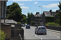 SP5105 : A4144, Abingdon Rd by N Chadwick