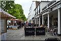 TQ5838 : Market, The Pantiles by N Chadwick