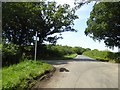 SP6438 : Crossroads south of Wood Green by David Smith