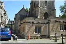 SP5105 : Church of St Aldate by N Chadwick