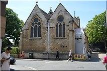 SP5106 : Church of St Ebbe by N Chadwick