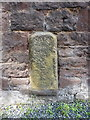 SJ4905 : Listed milestone, Condover by Richard Law
