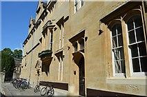 SP5106 : St Edmund Hall College by N Chadwick
