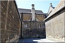 SP5106 : East Range, Hertford College by N Chadwick