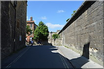 SP5106 : New College Lane by N Chadwick