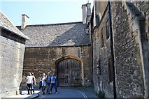 SP5106 : Wardens Barn, New College by N Chadwick