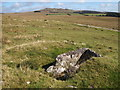 SX1379 : Cairn on Louden Hill by Chris Andrews