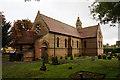 TL1645 : All Saints Church, Upper Caldecote by Ian S
