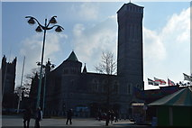 SX4754 : Plymouth Guildhall by N Chadwick