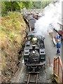 SH6441 : Departing Tan y Bwlch for Porthmadog by Gordon Hatton