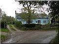 TL6142 : Walnut Tree Cottage by Keith Edkins