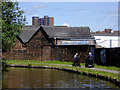 SJ8846 : Caldon Canal near Joiners Square, Stoke-on-Trent by Roger  Kidd