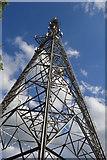 SU8594 : Telecom mast by N Chadwick