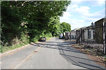 SU8594 : The edge of High Wycombe by N Chadwick