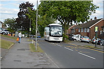 SU8593 : Hughenden Avenue by N Chadwick