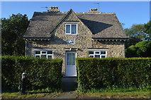 SP4408 : Lock Keeper's Cottage, Eynsham Lock by N Chadwick