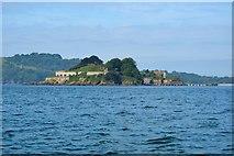 SX4752 : Drake's  Island by N Chadwick