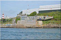 SX4853 : Royal Plymouth Corinthian Yacht Club by N Chadwick