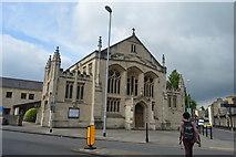 TL4558 : Wesley Methodist Church by N Chadwick