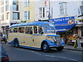 TQ3105 : Classic bus, London Road by Oast House Archive