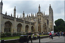 TL4458 : King's College by N Chadwick