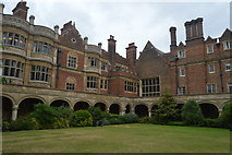 TL4458 : Sidney Sussex College - Cloister Court by N Chadwick