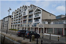 SX4854 : Mariners Court by N Chadwick