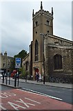 TL4458 : Church of St Clement by N Chadwick