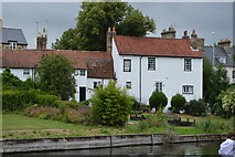 TL4459 : Across the River Cam by N Chadwick