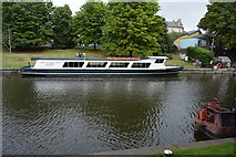 TL4559 : Boat on the Cam by N Chadwick