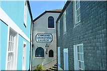 SX4350 : Cawsands Congregational Church by N Chadwick