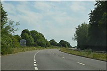 SP4706 : Entering Oxford, A420 by N Chadwick