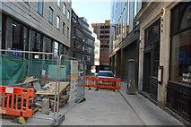 TQ3280 : Pudding Lane by N Chadwick