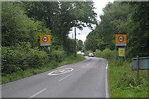 TQ3129 : Entering Balcombe Village by N Chadwick