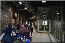 TQ3280 : Under London Bridge Station by N Chadwick