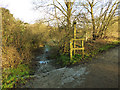 SJ6267 : Footpath to Martonsands by Stephen Craven