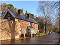 SJ6167 : Whitegate station house by Stephen Craven