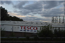 TQ4168 : Tesco, Bromley by N Chadwick