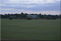 TQ5847 : Tonbridge School Sports Centre by N Chadwick