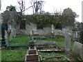 ST0280 : Ruins of St Anne's Chapel, Talygarn by John Lord