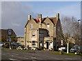 ST7461 : The Cross Keys Inn by Neil Owen