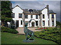 NS3872 : Gleddoch House Hotel by Adrian Diack