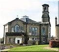 TG2708 : The Norfolk Lunatic Asylum (St Andrew's Hospital) - the chapel by Evelyn Simak