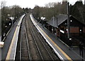 SP1199 : Butlers Lane railway station, Sutton Coldfield by Jaggery