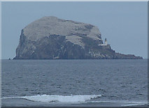 NT6087 : Bass Rock by Gary Rogers