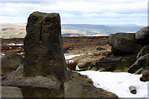 SD9717 : The Aiggin Stone by Andy Stephenson