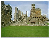 HY2427 : Earl's Palace, Birsay, Orkney by Dorcas Sinclair
