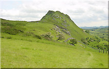 SK0667 : Chrome Hill, Peak District by Martin Clark